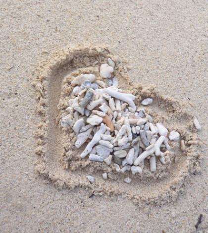 Zand hart - Duurzaam huwelijk - Julia Veldkamp